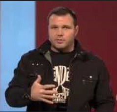 mark driscoll second