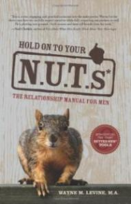 hold-on-your-nuts-relationship-manual-for-men-wayne-levine-paperback-cover-art